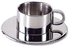 doppelwandige Kaffeetasse 160 ml