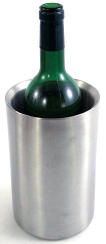 Weinkühler, Edelstahl